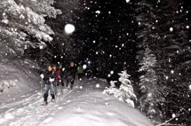 magic Devero – snowshoeing and dinner in a farmhouse
